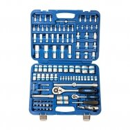 "1/4"" + 1/2"" Dr. Socket set 108pcs."