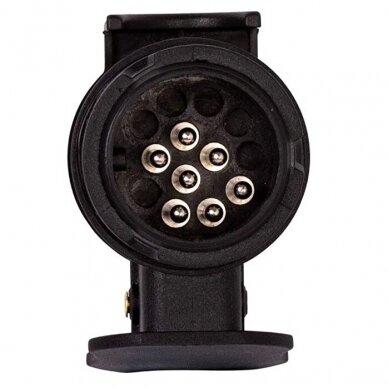 Adapteris priekabai 13-7POL, plast. 2
