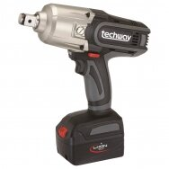 Li-ion Impact Cordless Wrench 18V