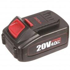 Battery for cordless tools WORCRAFT 20V 4.0Ah LI-ION