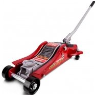 Trolley jack with rotating handle 2.5t. Low profile