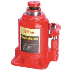 Hydraulic bottle jack low profile, 20t TUV