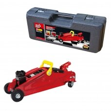 Trolley jack 2t with plastic box
