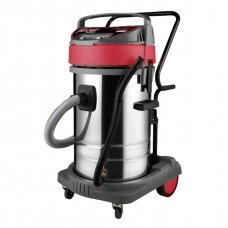 Dry and wet vacuum cleaner 80l 3000W