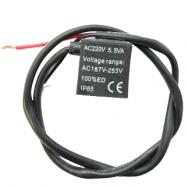 Elektromagnetas atbuliniam vožtuvui MZB-1200H-50 / MZB-1200H-90 (ats.d.)