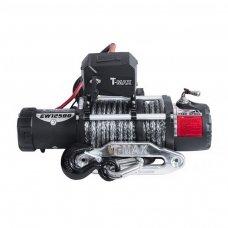 Elektrinė gervė (X-Power) 12V 9500Lbs/4315kg (Sintetinis lynas)