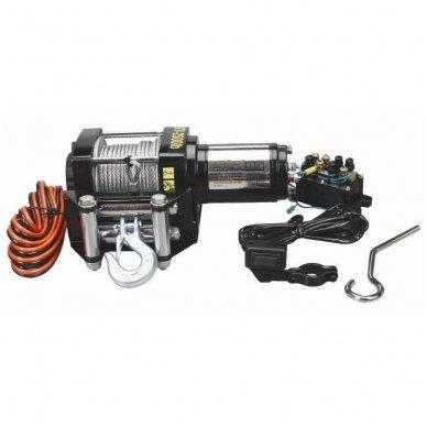 Elektrinė gervė 12V 2500Lbs/1134kg
