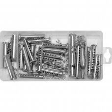 Cotter pins and pins set (56pcs)