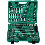 "1/4""+3/8""+1/2"" Dr. Socket and wrench set 150pcs"