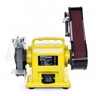 Galandinimo-šlifavimo staklės 150mm 1800W 2in1, 230V