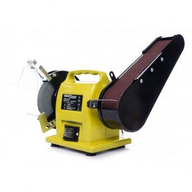 Galandinimo-šlifavimo staklės 150mm 1800W 2in1, 230V 2