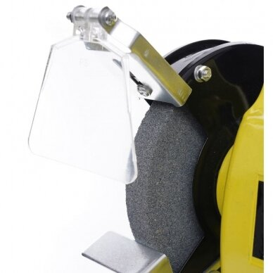 Galandinimo-šlifavimo staklės 150mm 1800W 2in1, 230V 5