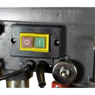 Gręžimo staklės stalinės, Ø13mm/350W 11