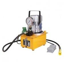 Electric hydraulic pump 750W (with foot pump)