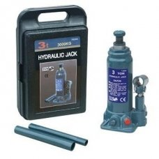 Hidraulinis domkratas su plastikine dėže
