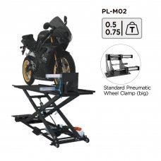 Motorcycle lift 0.5t