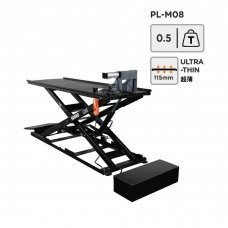 Motorcycle lift 0.5t, ultra-thin
