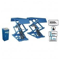 Scissor hydraulic lift 3t, 380V