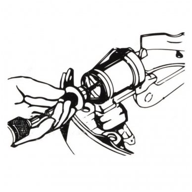 Honingavimo įrankis cilindrams 32-89mm 3