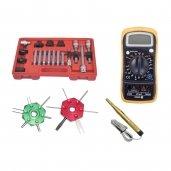 Įrankiai generatoriaus / eletronikos remontui