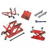 Įrankiai motociklų remontui