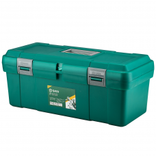 "Plastic tool box 21"""