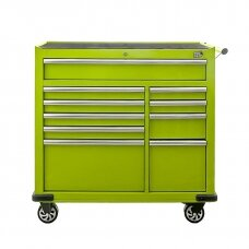 Roller cabinet. 10 drawers