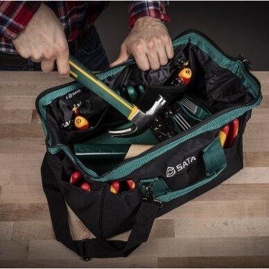 """Įrankių krepšys 16"""" 6"""