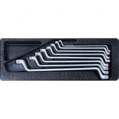 Įrankių spintelė su įrankiais 174vnt (12komp) 13