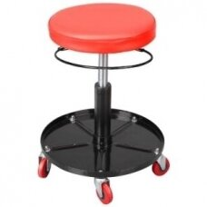 Steel car seat (Round tray)