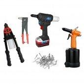 Riveting tools / Rivets