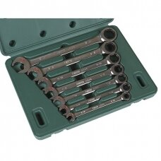 """Combination gear wrenches set 7pcs. (5/16""""-3/4"""")"""