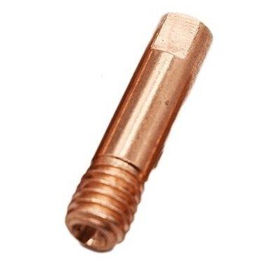 Kontaktinis antgalis 0.8mm inv.suvir.pusautomačiui MIG180 / MIG250I. Atsarginė dalis 2