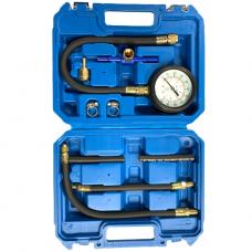 Fuel pressure test kit 10pcs.