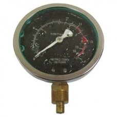 Gauge for hydraulic shop press. Spare part