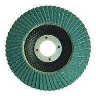 Metalo šlifavimo diskas 125mm Nr.40/29 FZ