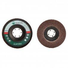 Abrasive flap disc 125mm No.60/29