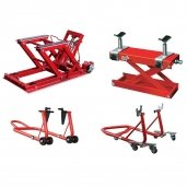 Motorcycle lifts / stands