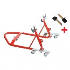 Motorcycle support stand
