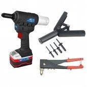 Kniedijimo įrankiai ir medžiagos