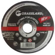 Nerūdijančio plieno pjovimo diskas 125x1.0x22.2 41 HQ