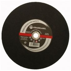 Nerūdijančio plieno pjovimo diskas 355x3.2x25.4  41