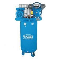Belt-driven air compressor 100L (vertical receiver) 310L/min 8bar