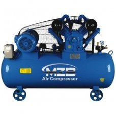 Belt-driven air compressor 300L 1153L/min 12.5bar