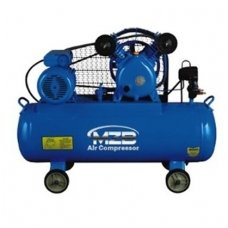 Belt-driven air compressor 70L 310L/min 8bar