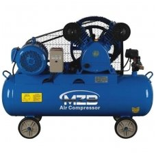 Belt-driven air compressor 88L 321L/min 12.5bar