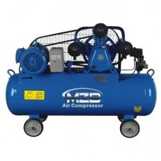 Belt-driven air compressor 88L 501L/min 8bar