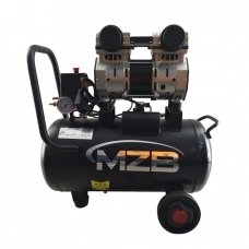 Oilless air compressor 24l 210L/min 8bar 1.2kW
