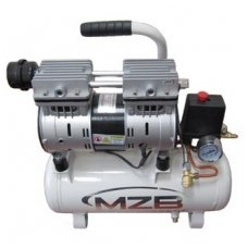 Oilless air compressor 9l 110L/min 8bar