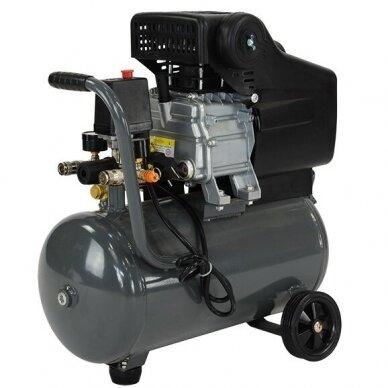 Oro kompresorius 24L 206L/min 8bar 6